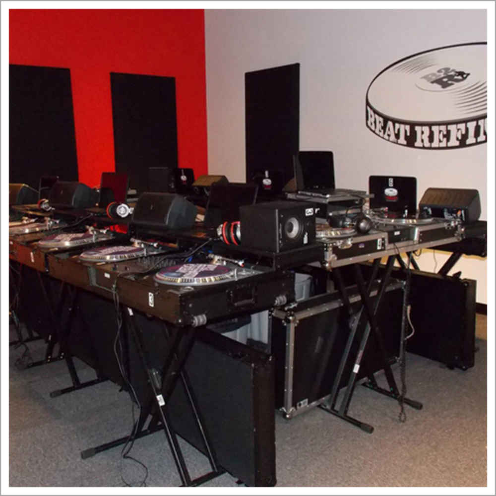 DJ Lessons, Classes & Programs